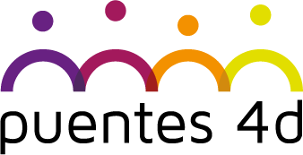 puentes4d.com Logo retina